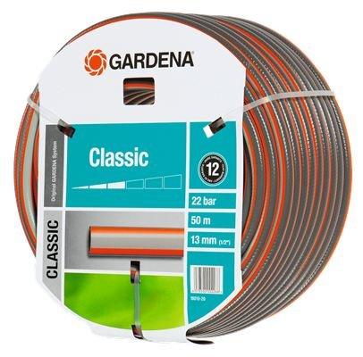 Шланг Gardena Classic 18010 длина 50м диаметр 13мм (1/2'') 22бар (18010-20.000.00)