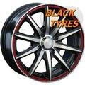 Диск колесный LS Wheels 221 6x14/5x100 D57.1 ET35 FBKFRL - фото 1