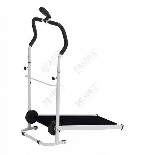 Тренажёр-беговая дорожка - эклипс (mechanical treadmill) bradex sf 0058