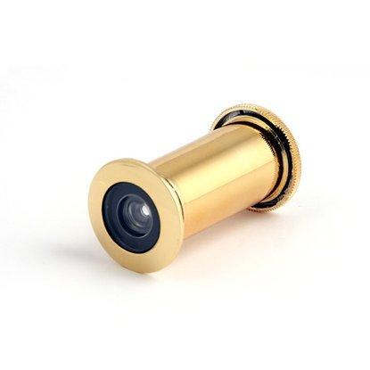 Глазок дверной APECS хром 26 мм