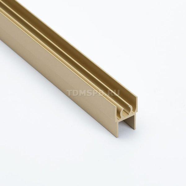 Профиль горизонтальный верхний SIBO, золото