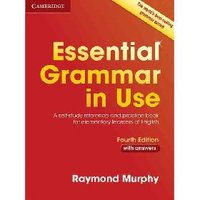 """Murphy, R. """"Essential Grammar in Use 4 edition with answers"""""""