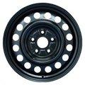 Колесные диски TREBL 9915 6.5x16/5x112 D57.1 ET50 Black - фото 1