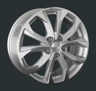 Диски Replay Replica Mazda MZ93 7x17 5x114,3 ET50 ЦО67.1 цвет SF - фото 1