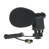 Накамерный конденсаторный микрофон BOYA BY-VM01 для DSLR