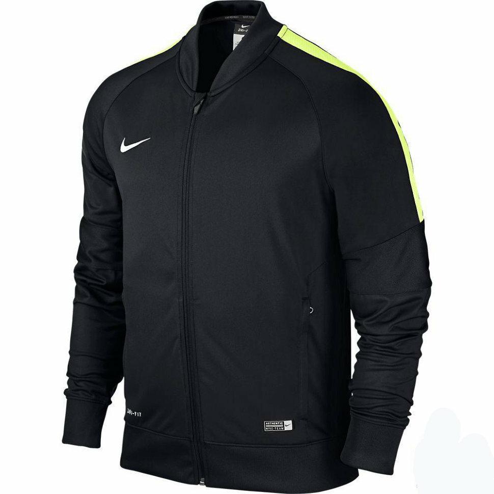 Спортивные тренировочные куртки Куртка Nike Squad15 Sdln Knit Jkt 645900-662 JR