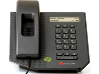 CX300 Polycom USB-телефон 2 линии Lync, 1 x USB