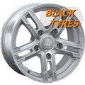 Диск колесный LS Wheels 215 6.5x15/5x139.7 D98.5 ET40 SF - фото 1