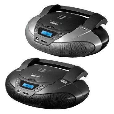 Аудиомагнитолы MP3 MYSTERY BM-6108U USB черный
