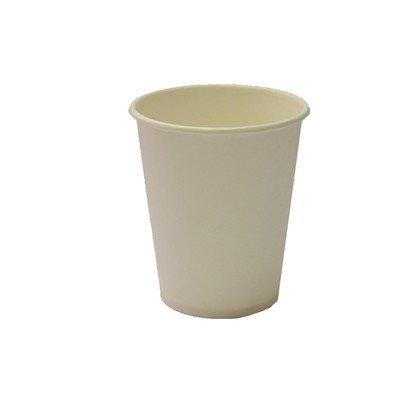 Стакан одноразовый TasteQuality бумажный белый (140 мл, 100 штук в упаковке)