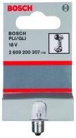 Запасная лампа для PLI 18 В 2609200307 Bosch