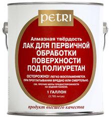 PETRI лак-грунт для первичной обработки под полиуретан (1л)
