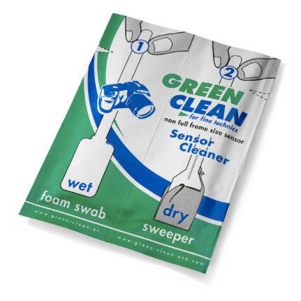 Набор для влажной чистки матрицы Green Clean APS-C