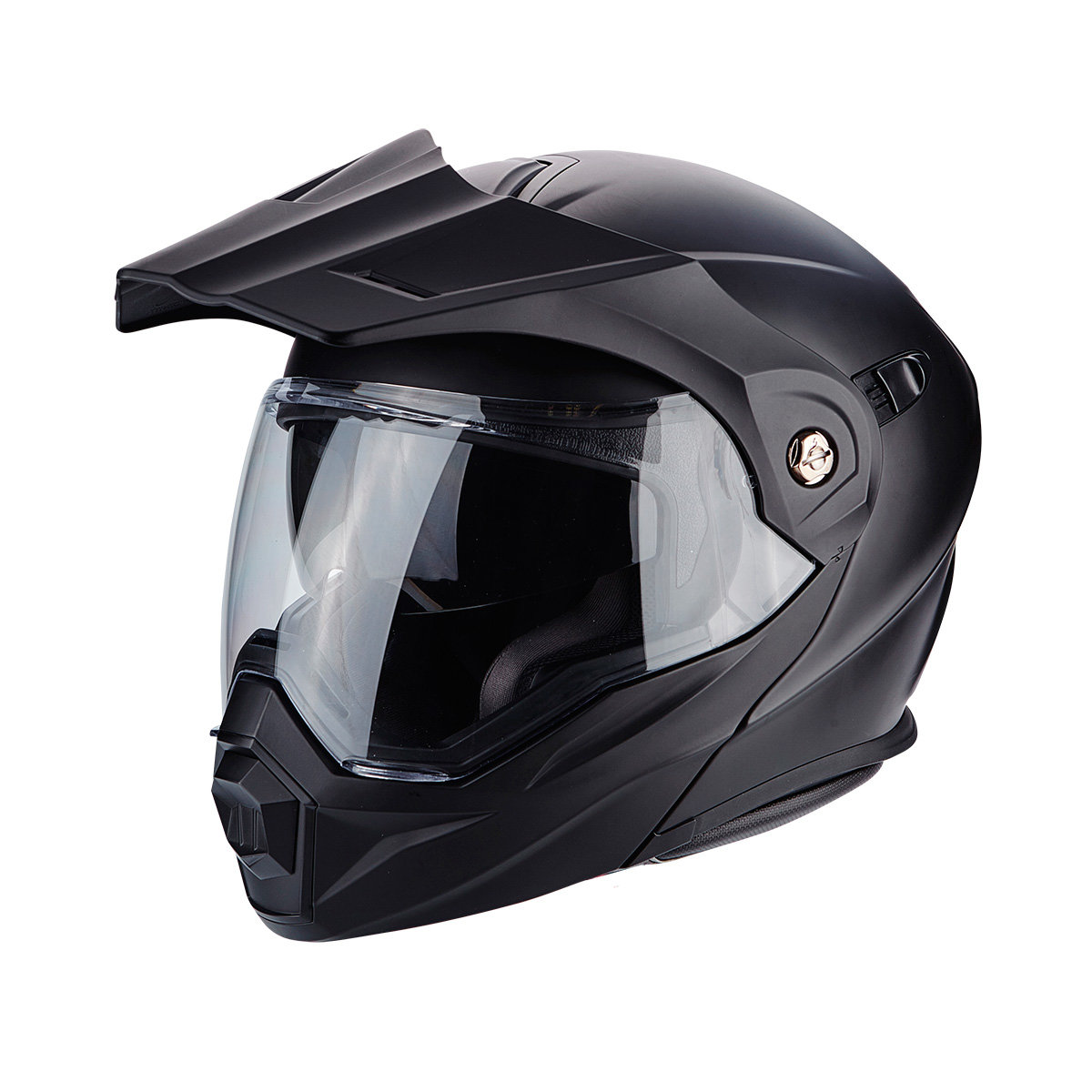Scorpion Exo Мотошлем Adx-1 Solid, Цвет Черный Матовый