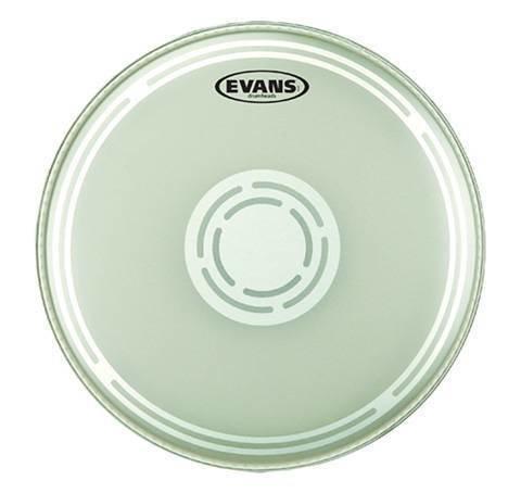 Пластик для малого барабана evans b14ecsrd