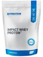 MyProtein Impact Whey Protein 2500 г (2500 гр.), Клубника со сливками