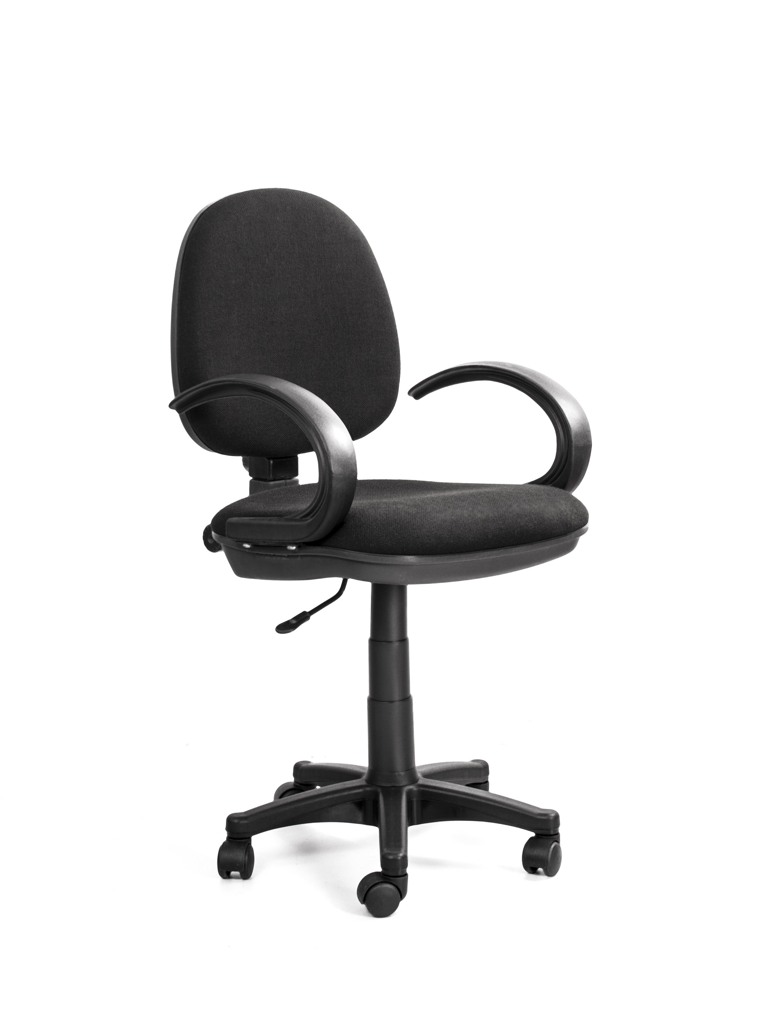 Кресло Recardo Operator (чёрное, ткань)
