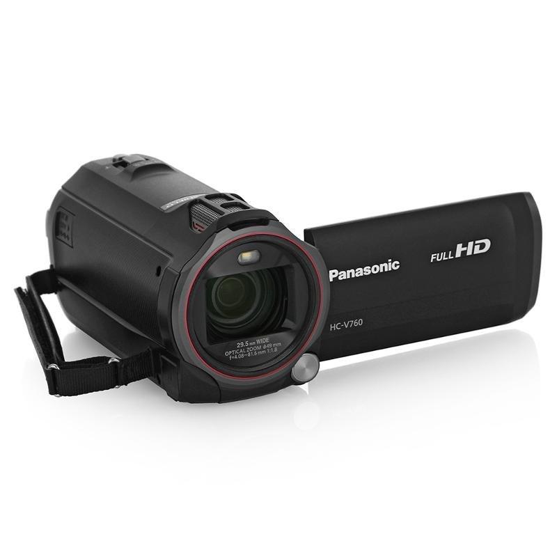 видеокамера Panasonic HC-V760 Black