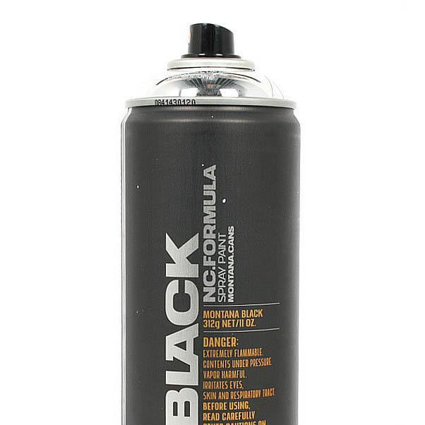 Краски для граффити L&G Vertriebs Краска для граффити MONTANA серебро хром, аэрозоль 400мл