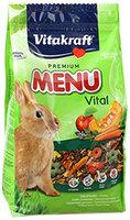 Корм для кроликов Vitakraft Premium Menu Vital Основной 1кг