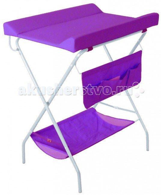 Пеленальный столик Фея 4249 Фиолетовый