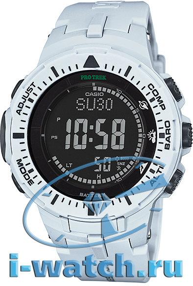 Casio PRG-300-7E, мужские наручные часы, коллекция ProTrek