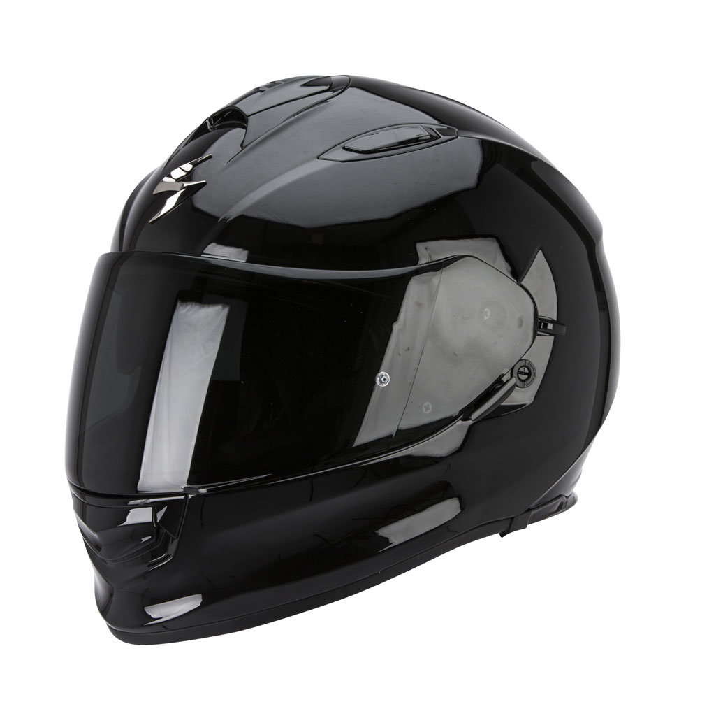 Scorpion Exo Мотошлем Exo-510 Air Solid, Цвет Черный