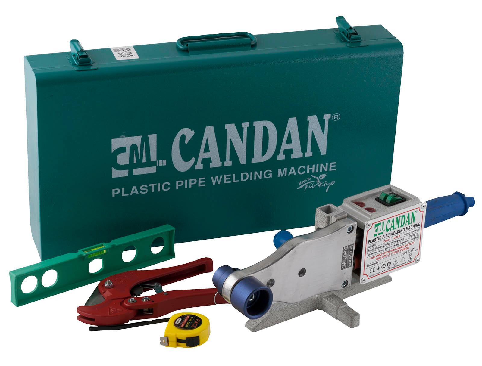 Аппарат для сварки пластиковых труб Candan CM-01