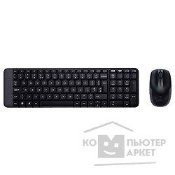 Logitech 920-003169 Wireless Combo MK220 Black USB