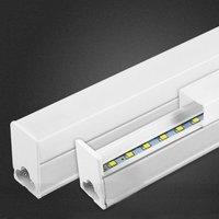 Накладной светодиодный линейный светильник T5 с возможность линейного соединения 30см, белый