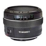 Объектив Yongnuo YN 50mm f/1.4 Canon.