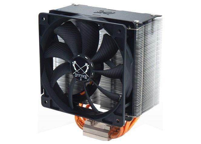 Вентилятор Scythe Kotetsu SCKTT-1000 (Socket775/115x/1366/2011/AM2/AM3/FM1/FM2)