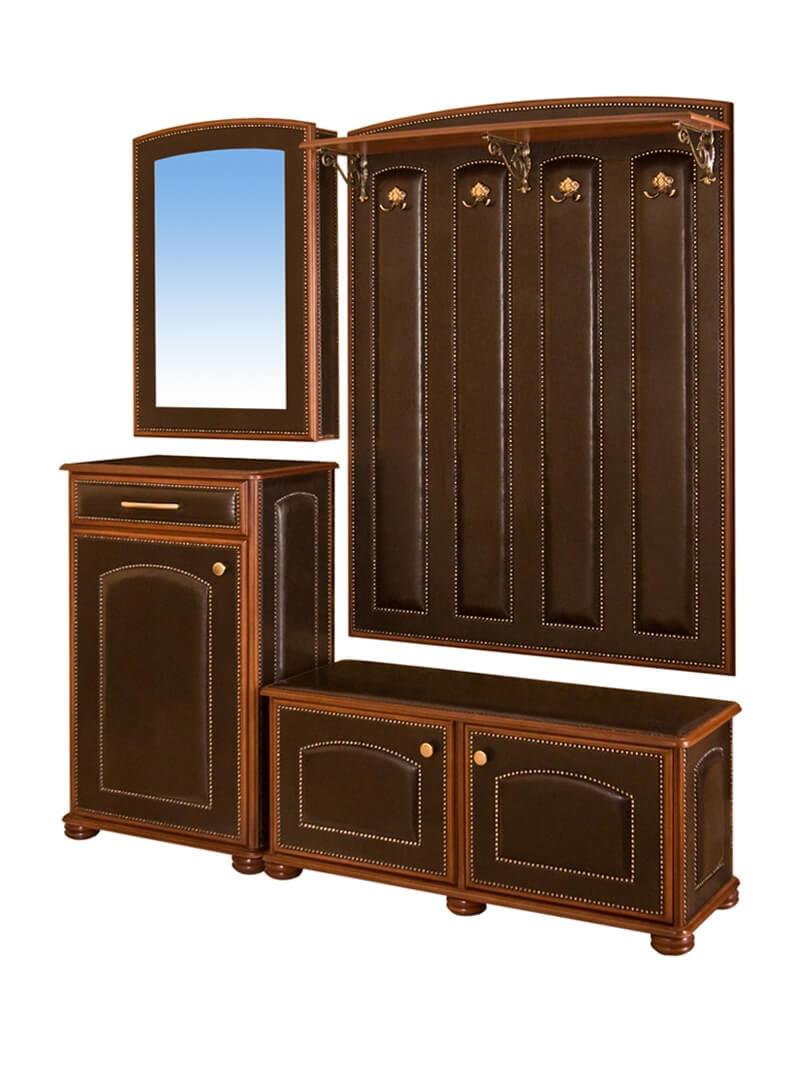 Набор мебели в прихожую «Парма-0»