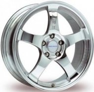 Диски Radius RS011 8,0x18 5x120 D72.5 ET40 цвет Mirror Polished - фото 1