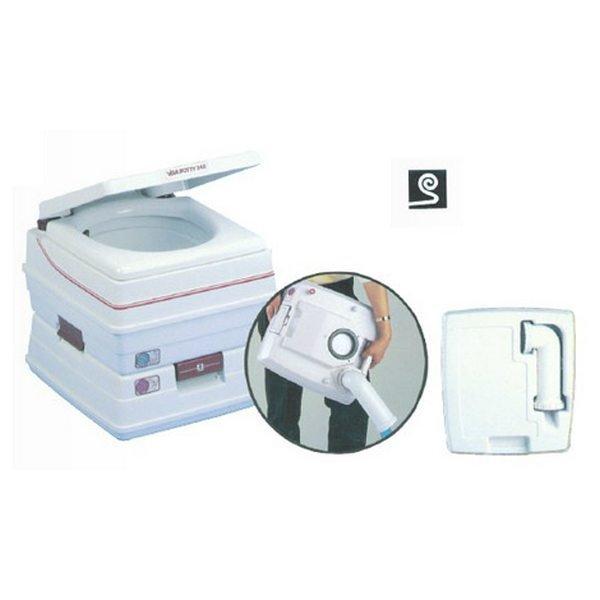 Гальюн химический Sanitation Equipment Mini Visa Potty 238 F100101 10 л