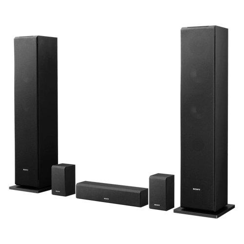 Акустическая система Sony SS-CS310CR (черный)