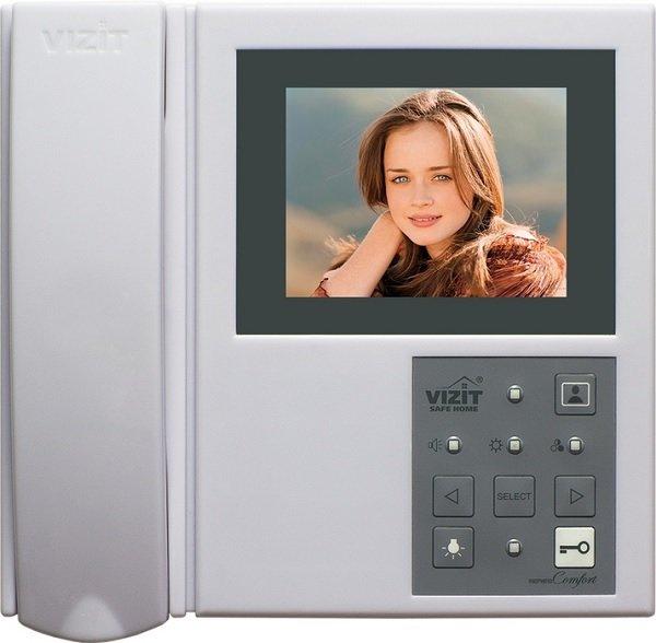 Монитор видеодомофона VIZIT VIZIT-M405