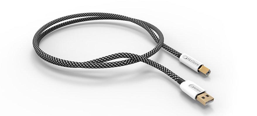 Кабель передачи данных USB 3.0 A - B NORSTONE JURA USB, 3 метра