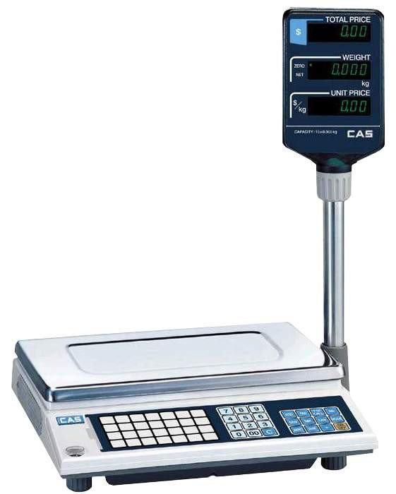 Весы эл.торговые Cas ap-30ex