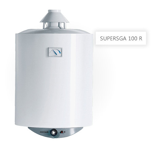 7445 Накопительный газовый водонагреватель Ariston S/SGA 100 R