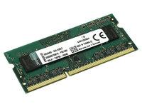 Модуль памяти Kingston DDR3 SO-DIMM 1333MHz PC3-10600 - 4Gb KVR13S9S8/4