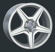 Диски Replay Replica Mercedes MR75 8x18 5x112 ET50 ЦО66.6 цвет SFP - фото 1