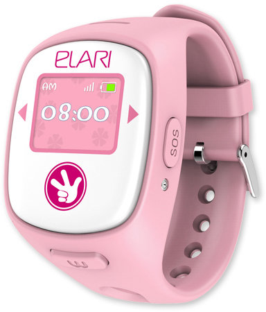 Elari FixiTime2 FT-201 Pink