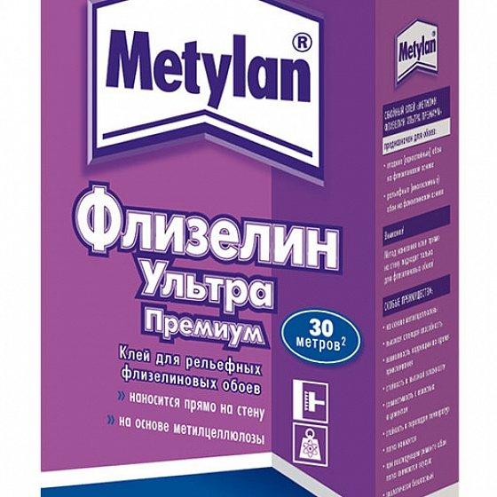 Клей обойный метилан Флизелин Ультра Премиум 250г Henkel 611679