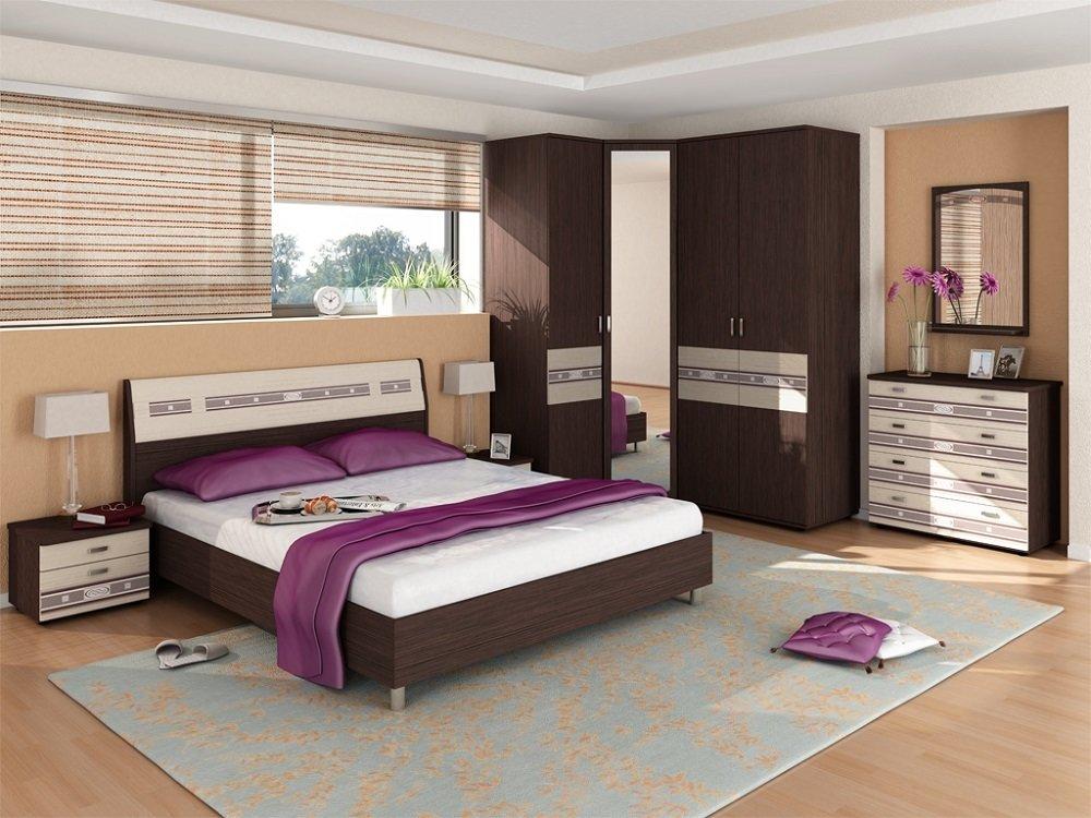 венге фото спальные гарнитуры цвет