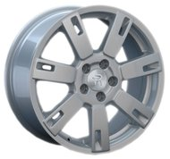 Колесные диски Replica Land Rover LR12 7,5х17 5/108 ET55 63,3 silver - фото 1