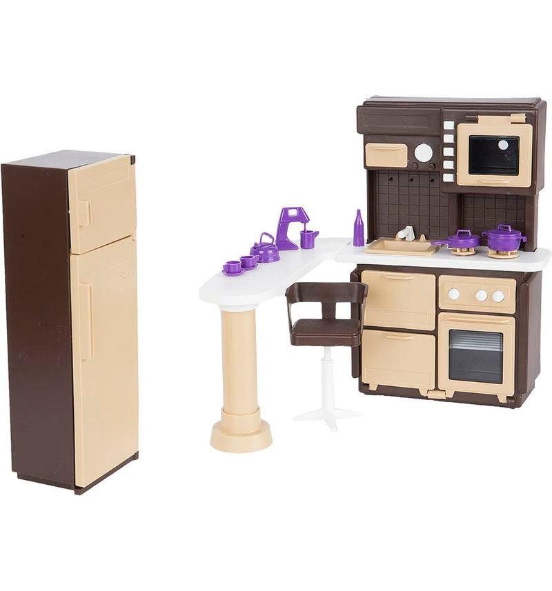 Набор мебели для кукол Shantou Gepai Коллекция для кухни