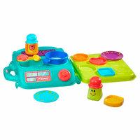 Игрушка для малышей Hasbro Playskool B5848 Возьми с собой Моя первая кухня