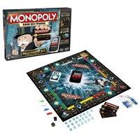 Настольная игра Hasbro Monopoly B6677 Монополия с банковскими картами (обновленная)