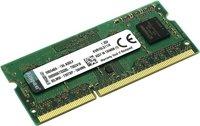 Оперативная память KINGSTON SO-DIMM DDR3L 4Gb 1600MHz pc-12800 (KVR16LS11/4)